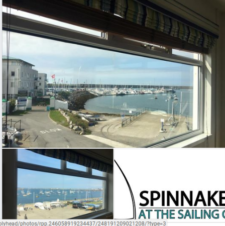 Spinnakers At The Sailing Club